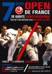 7 Open de France de Karate Shinkyokushinkai