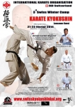 3rd Swiss Winter Camp Karate Kyokushin IKO