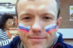 Игорь Титков бьется за Россию