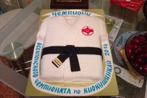 Торт победителя