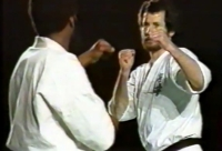 Дикий европейский киокушин 80-х годов - Karate Blood Fighter