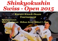 Онлайн трансляция Shinkyokushin Swiss-Open 2015
